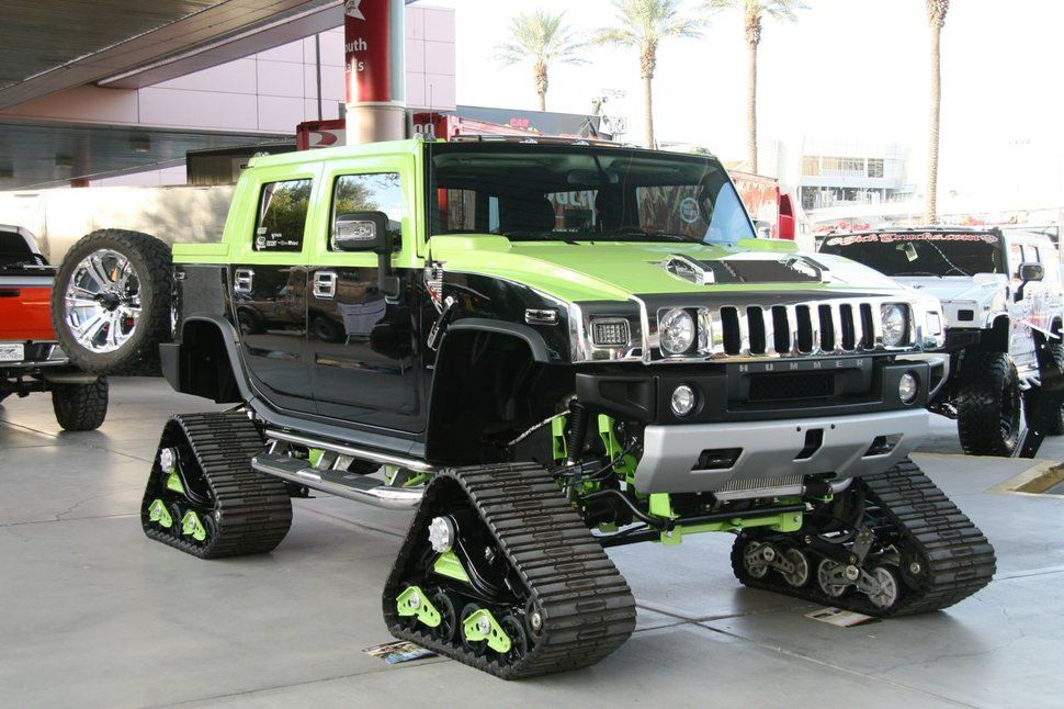 Hummer et pic up for Interieur hummer